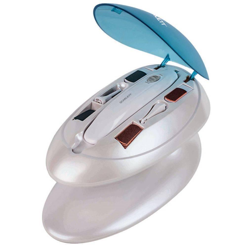 Маникюрный набор Scarlett SC-MS95003 (SC-MS95003) купить в Казани, сравнить цены, видео обзоры и отзывы на СкидкаГИД