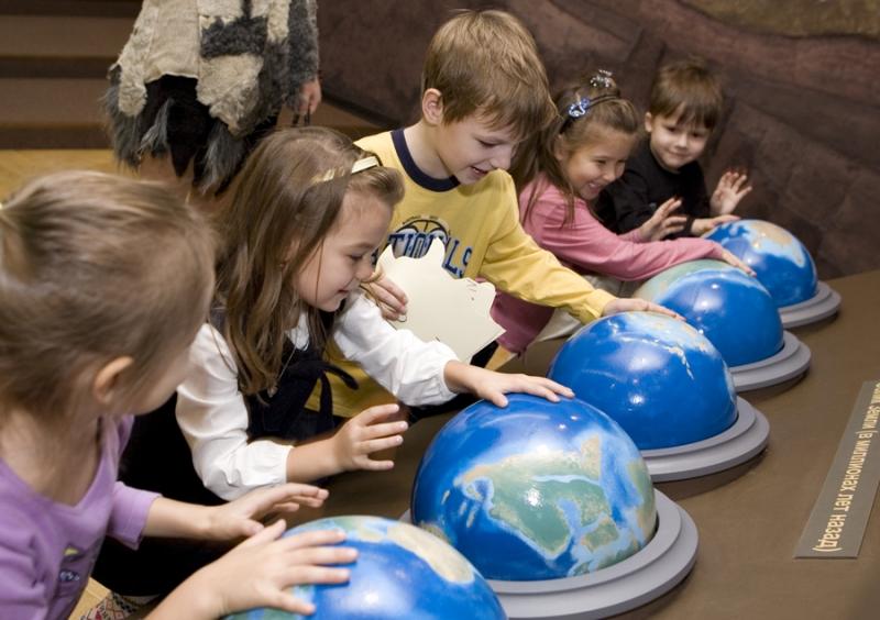 Новый год для школьников в музее