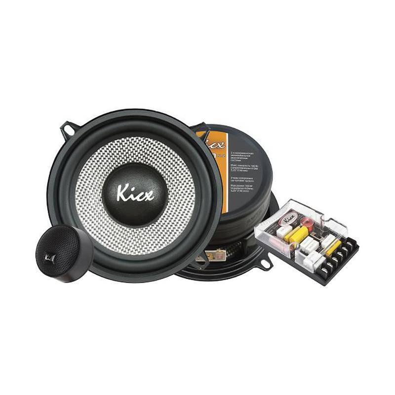 Автоакустика Kicx GFQ-5.2 - фото 10