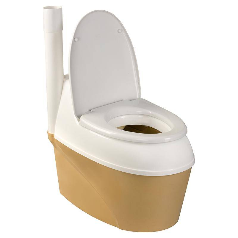 под торфяной туалет леруа мерлен для