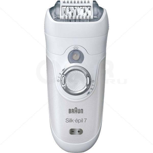 716e477a9f10b Эпилятор Braun 7681 Silk-epil 7 WD (81323516) купить от 6499 руб в ...